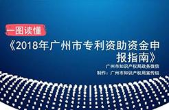 一圖讀懂《2018年廣州市專利資助資金申報指南》