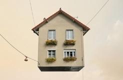 一地震房子飛上天!這是什么操作?