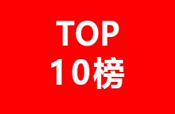 被美國專利引證的中國企業排行榜(TOP10)