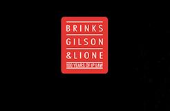 「Brinks Gilson & Lione」資訊匯總