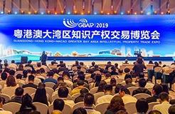 剛剛!2019粵港澳大灣區知識產權交易博覽會在廣州隆重開幕