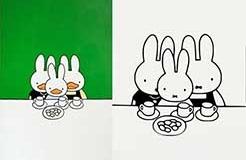 """""""鸭兔""""是否抄袭""""米菲兔""""?"""