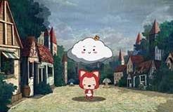 中国原创动漫IP阿狸新路径,从动漫形象到线下场景衍生产品