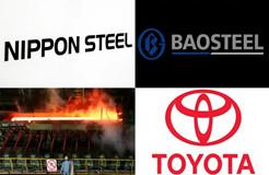 索赔22.5亿元!日本制铁起诉丰田和宝山钢铁专利侵权
