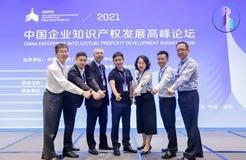 共创、共建、共享,2021中国企业知识产权发展高峰论坛成功举办暨中国企业知识产权发展沙龙组织正式成立