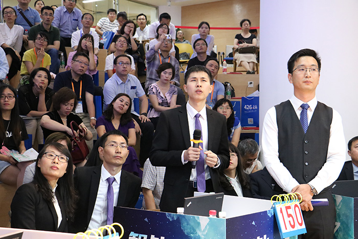 """【决战巅峰】""""智战2017--知识产权竞争策略挑战交流活动""""完美收官!"""