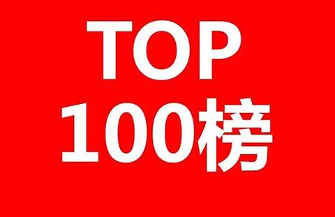 2017上半年全国商标代理机构申请量排名(前100名)