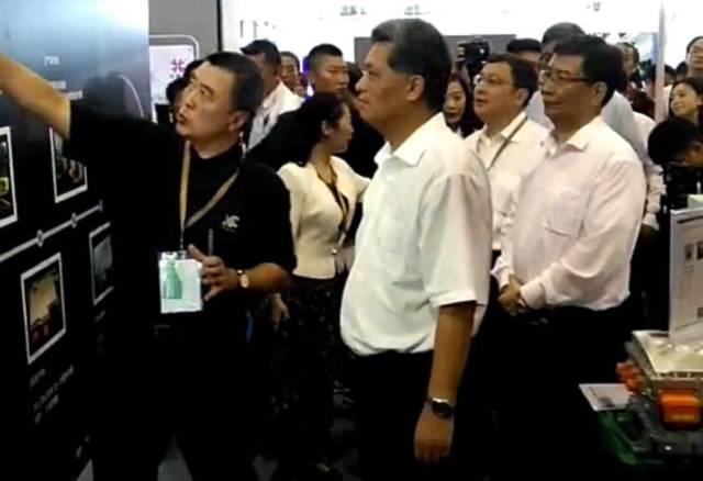 以专利运营助动创新 - 马兴瑞省长到访知交会派富展区纪实