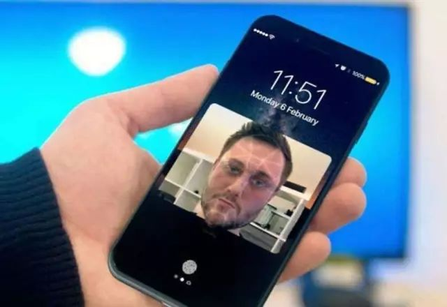 """从iPhone X聊""""刷脸时代"""""""