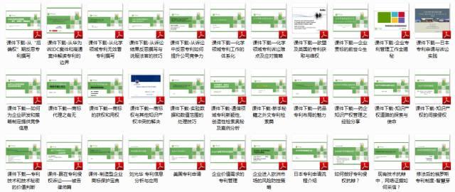 推荐资料包!专利检索分析从入门到精通【16节入门课+20份名师课件+15个案例+10个常用网站】