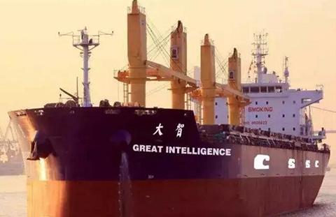 """世界领先!我国造出了一艘""""会思考的船""""!"""