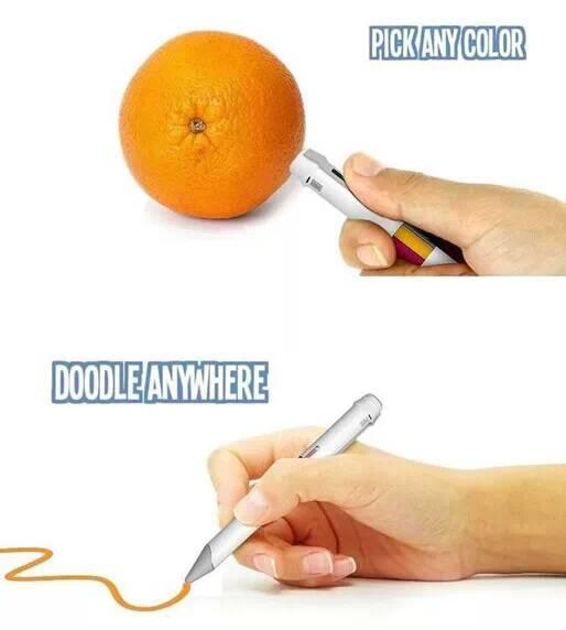 符合人性的20个天才创意小发明!