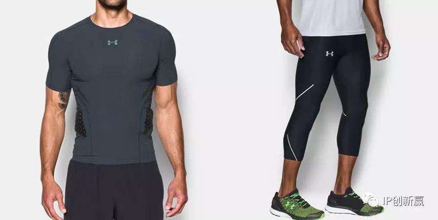 盘点各类运动服饰中的专利技术!