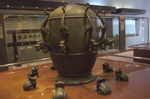 中国古代12个「光彩闪耀」的黑科技!