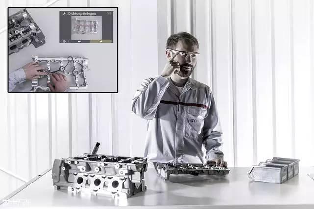 这家德国公司建了一座未来工厂,里面全是黑科技!
