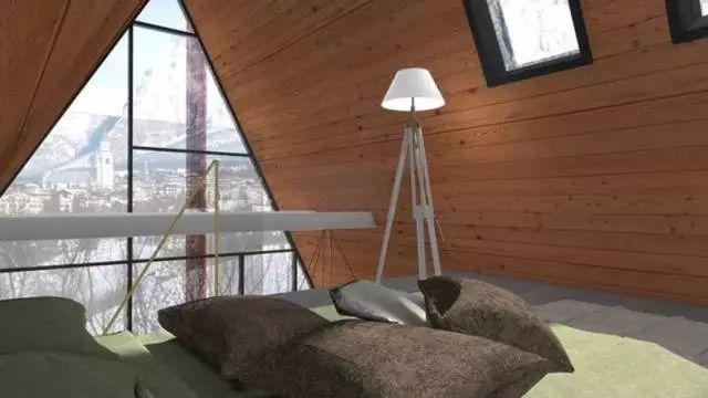 建房黑科技:可折叠的房子,六小时就盖好,房价要降十倍了!