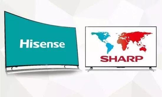 海信VS夏普,两家的知识产权纠葛再起波澜!