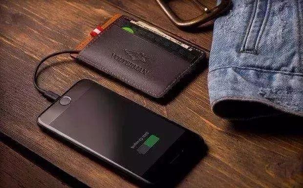 永远丢不了的黑科技钱包,小偷偷走也能追回!