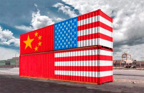 就在刚刚,中美贸易战打响了!