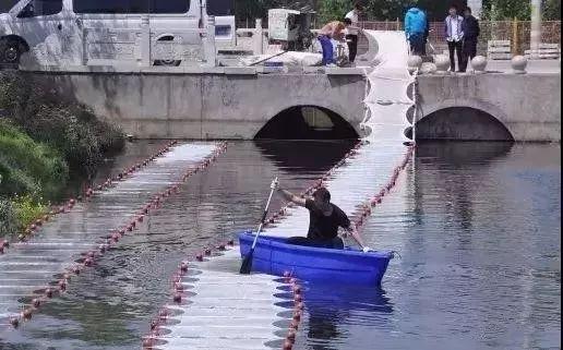 中国黑科技发明:让臭水沟变成全清水流!