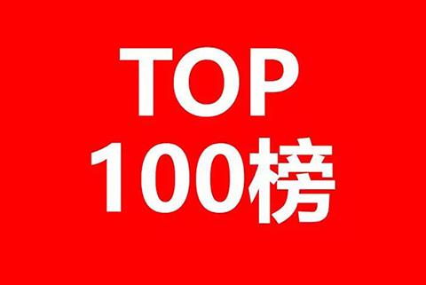 2017年天津市商标注册人商标持有量榜单(前100名)