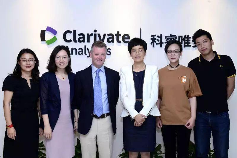 专访科睿唯安大中华区总经理郭利:中国企业如何建设自己的国际品牌?