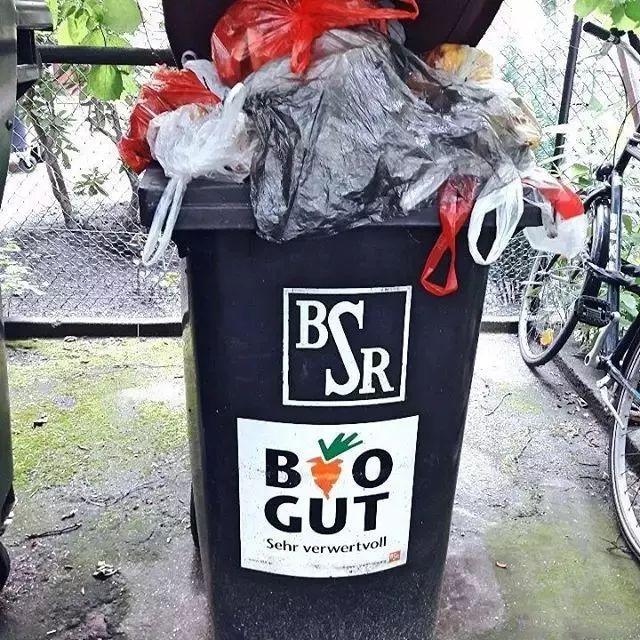 瑞士充满高级感的垃圾桶!号称世界上最好的垃圾处理系统