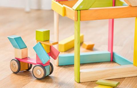 积木拼装玩具的「著作权」保护