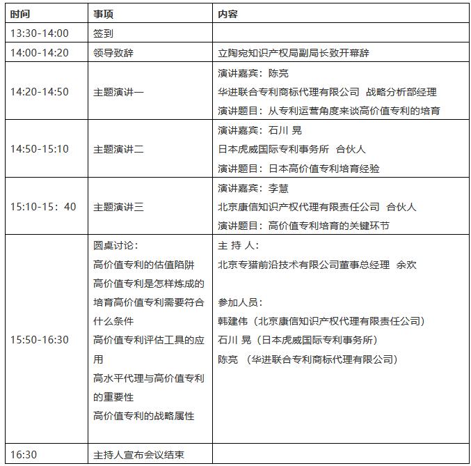 京交会知识产权板块,三大活动倒计时!(5.28-5.29)