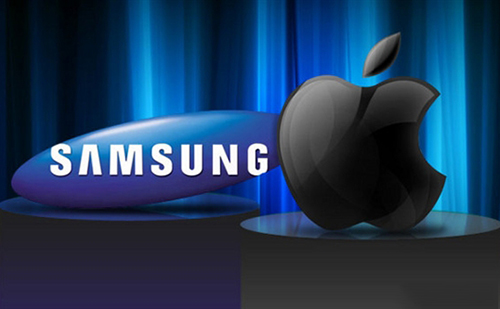 判三星赔偿苹果5.39亿!外观设计火了?