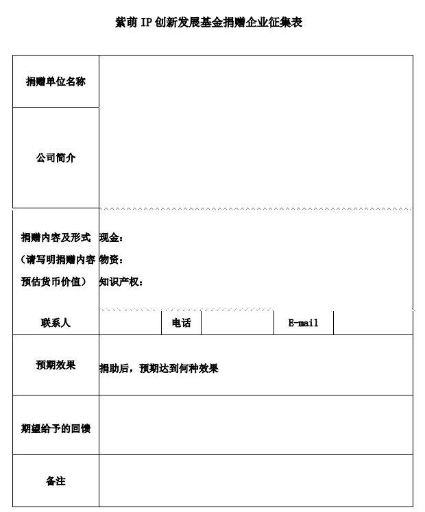 紫萌IP创新发展基金启动仪式将于6月26日在南京举办