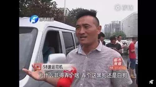 """58速运改名""""快狗""""!司机们怒了:这是骂谁呢?"""