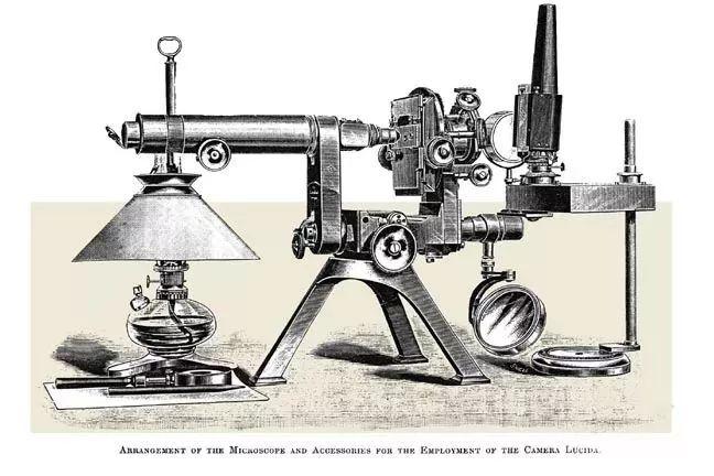 那些年,画家们发明的几款黑科技