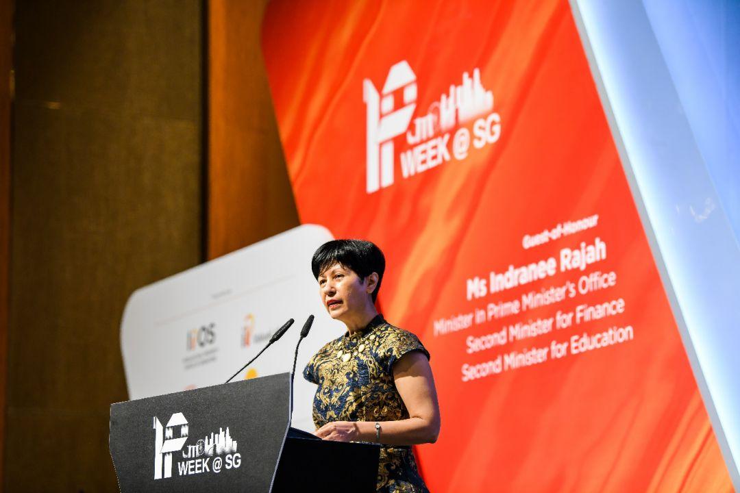 新加坡知识产权局建立新伙伴关系,以巩固新加坡的知识产权和创新枢纽地位