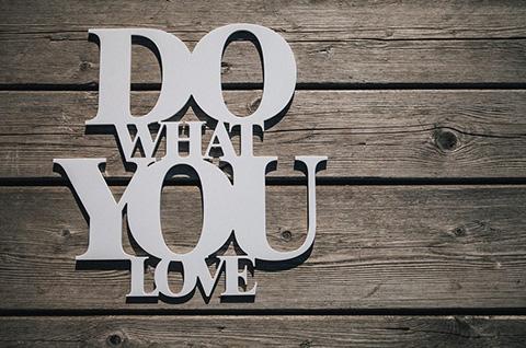 「DO WHAT YOU LOVE」商标驳回复审决定书