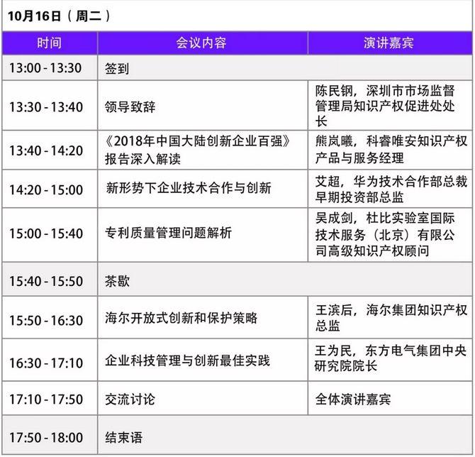 【线上直播与您相约】《2018年中国大陆创新企业百强》报告发布会