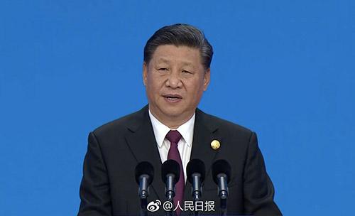 习近平:中国将引入侵犯知识产权的惩罚性赔偿制度
