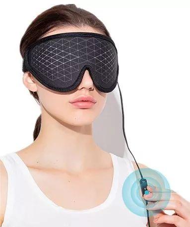 消除眼袋,缓解眼疲劳,黑科技眼罩让你秒入梦乡,精神焕发