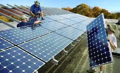 太阳能制造的饮用水,你敢喝嘛~
