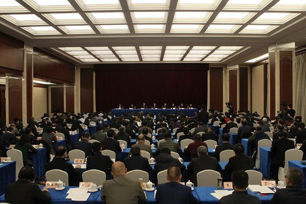 全国知识产权局局长会议在京召开,2019年将严把审查授权关!