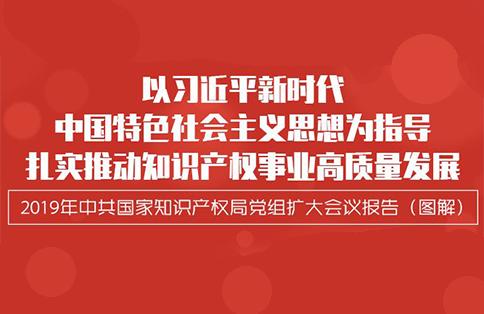 """一图读懂""""中共国家知识产权局党组扩大会议报告"""""""