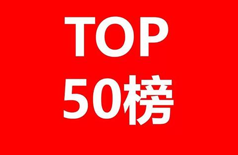 全球自营业务50强电商授权专利排行榜