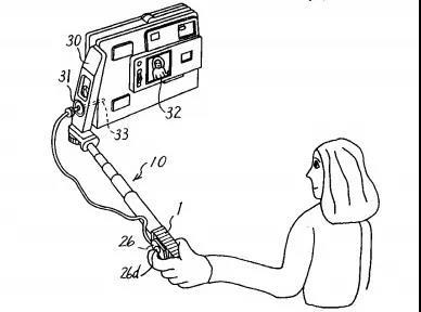 """涉诉上百起的专利金奖""""一种一体式自拍装置(自拍杆)"""""""