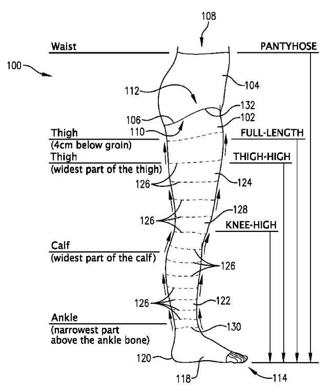 """金刚不坏的""""丝袜""""背后的专利分析"""