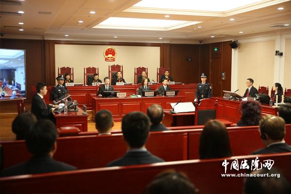 刚刚!最高法知识产权法庭第一案当庭宣判:维持原判!