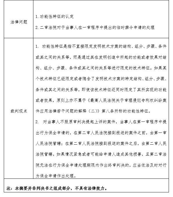 """最高人民法院知识产权法庭公布""""第一案""""判决(附判决书全文)"""