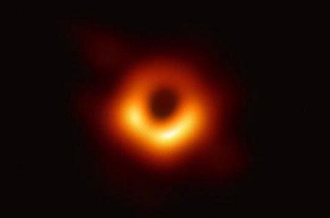 黑洞图片不应构成著作权法意义上的作品(二)