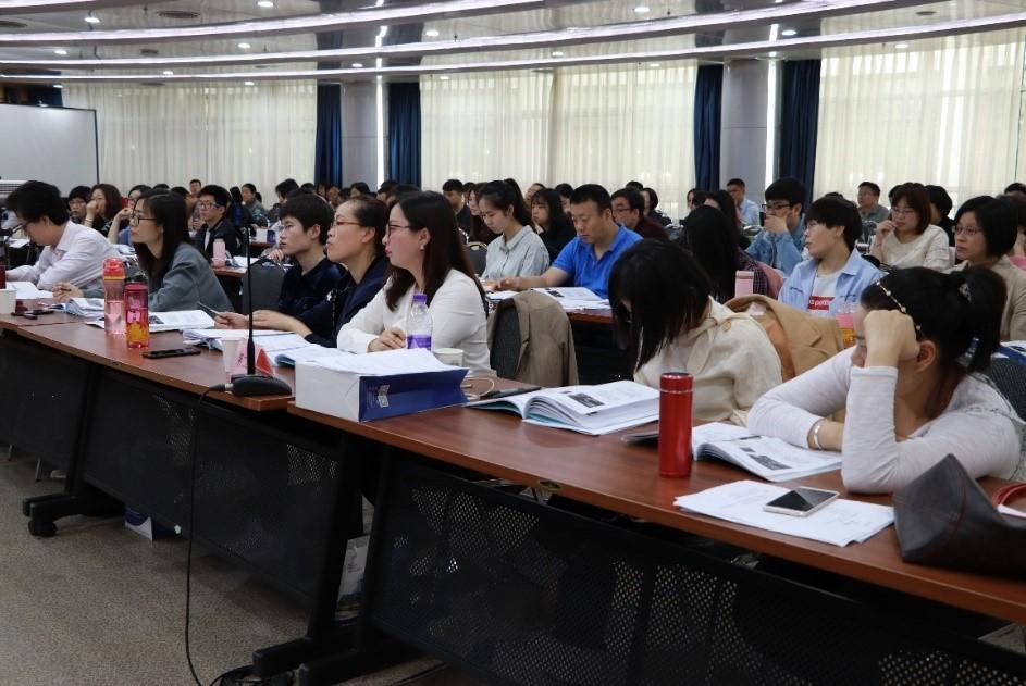 国家平台第一期内审员及认证咨询师培训成功举办