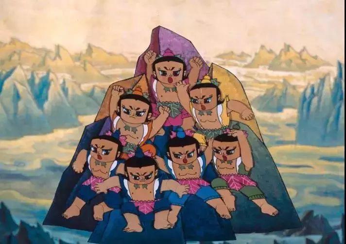 """""""葫芦娃一家人""""被用于餐厅,上海美术电影制片厂表示不服"""