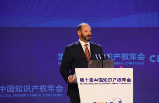 高通高级副总裁马克·斯奈德:中国强化知识产权保护广受认可